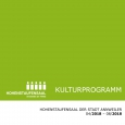 Kulturprogramm April bis August 2018